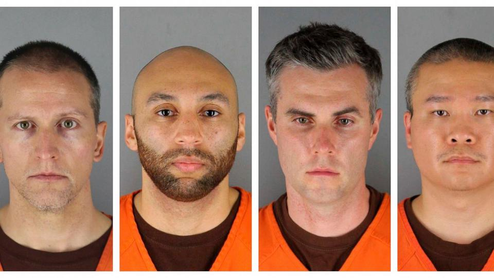 Picture for Ex-cops charged in Floyd death want separation from Chauvin