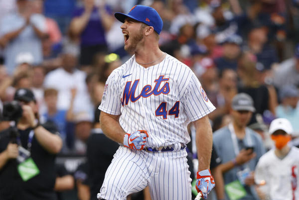 Picture for NY Mets: Pete Alonso's top five highlights from the 2021 season