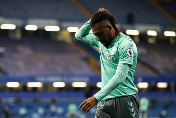 Picture for Iwobi fails to shine as Everton suffer home defeat vs Westham