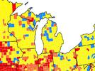 Picture for Which Michigan Counties Are Subject To The New CDC Mask Guidelines?