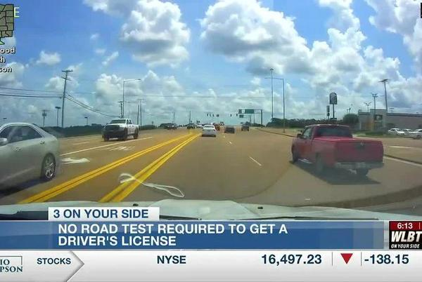 Picture for Road test to obtain new driver's license in Mississippi won't be brought back, agency says