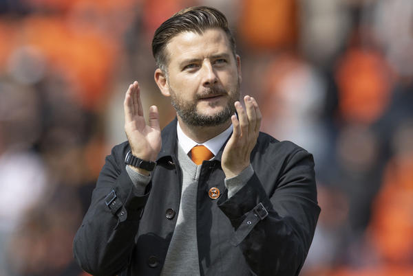 Picture for Dundee United boss sends message to stars as fans are 'dreaming big'