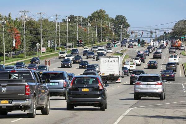 Picture for $71M Route 347 corridor project bids being reviewed, work could start in spring