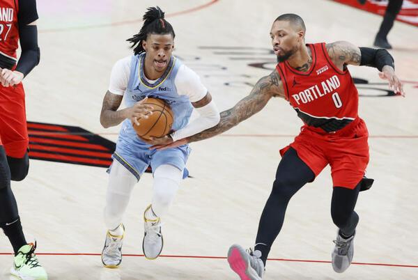 Picture for Grizzlies: Contributor score predictions @ tough Portland Trail Blazers