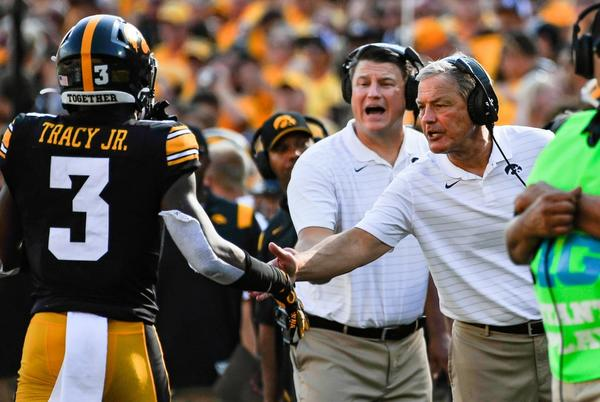 Picture for Iowa vs. Colorado State College Football Odds, Plays and Insights