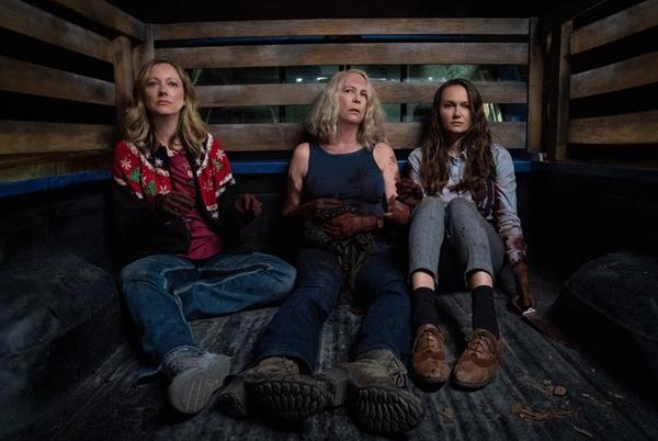 Picture for Interview: Jamie Lee Curtis and Andi Matichak Talk Halloween Kills