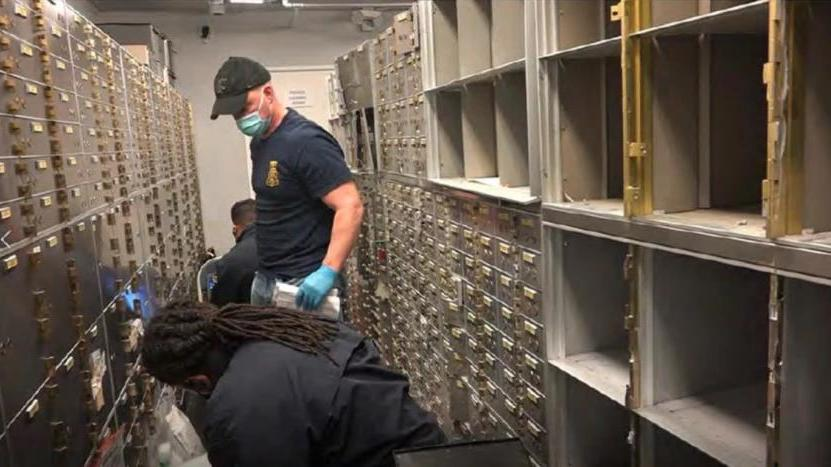 Picture for FBI breached rights of Beverly Hills safe deposit box holders, judge rules
