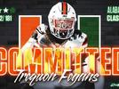 Picture for Top247 CB Trequon Fegans commits to Miami
