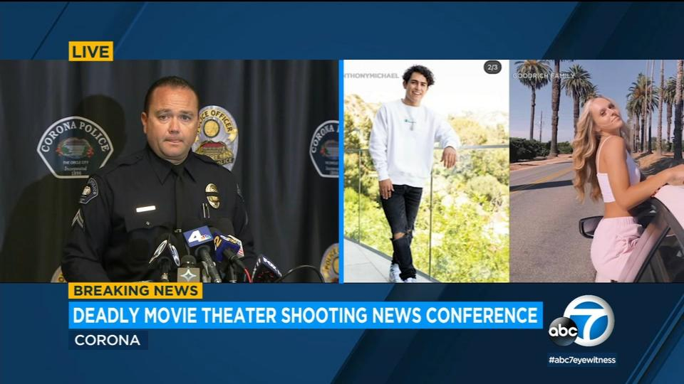 Picture for Suspect arrested in Corona movie theater shooting during showing of 'The Forever Purge'