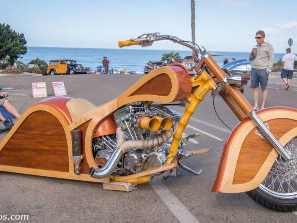 At $15,000, Would You Pine For This Custom Harley-Davidson 'Woody'? | News  Break