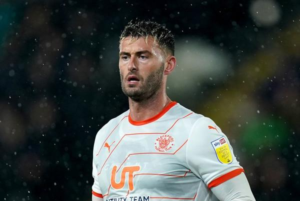 Picture for Derby delight for Blackpool with victory over Preston