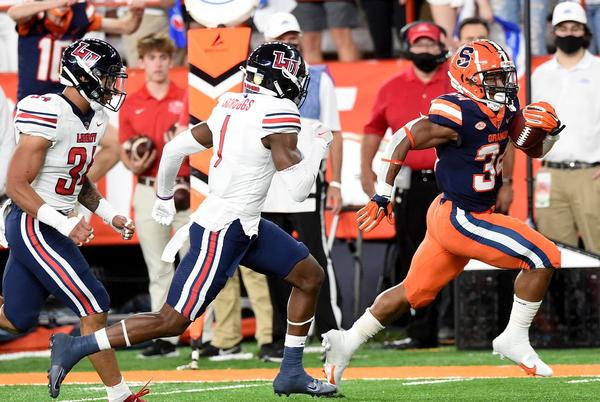 Picture for Syracuse football box score vs. Liberty