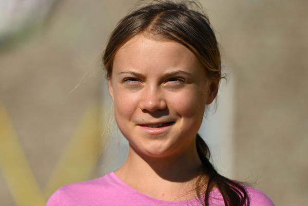 Picture for Greta Thunberg 'Rickrolls' climate concert with crazy dance moves