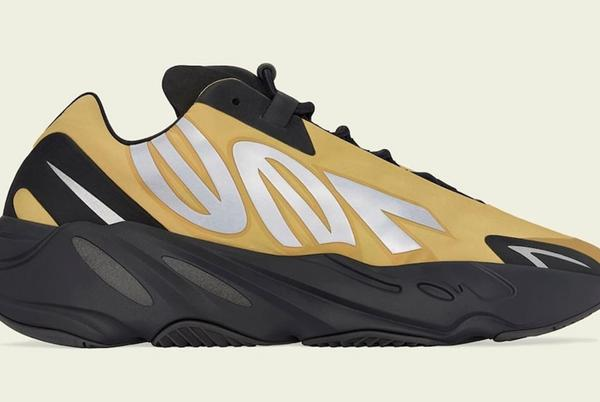 """Picture for Adidas Yeezy Boost 700 MNVN """"Honey Flux"""" Release Date Unveiled"""