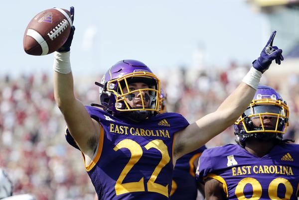 Picture for Charleston Southern vs. East Carolina LIVE STREAM (9/25/21)   Watch FBS, college football online   Time, TV, channel