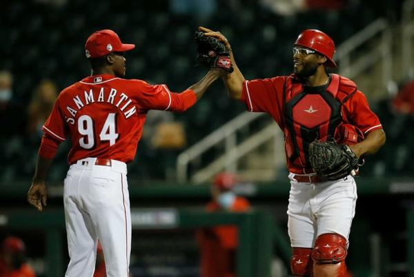 Picture for Reds: Reiver Sanmartin should get first major league start vs Pirates