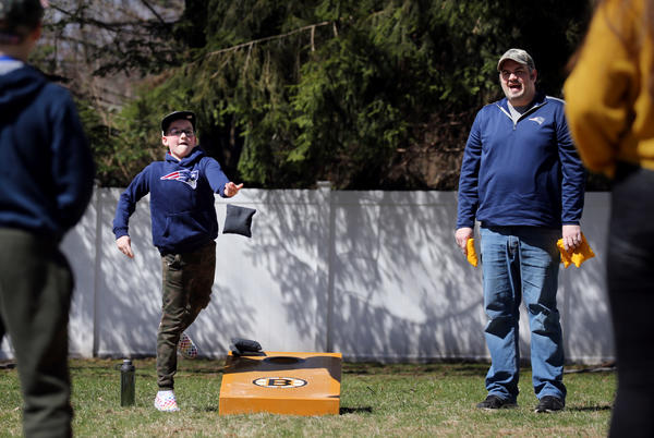 Picture for Cornhole Gets First Investors on Road to Olympics