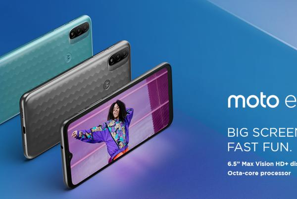 Picture for Motorola's launched three new super-cheap e-phones