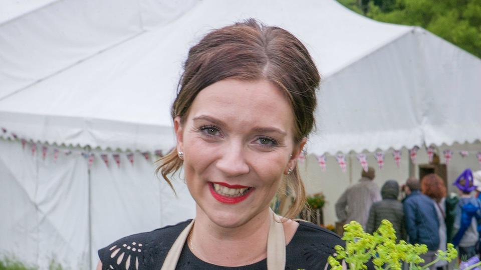 Picture for Bake Off winner Candice Brown describes past year as 'hardest of her life' after marriage split