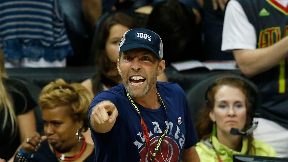 Picture for Hawks co-owner Jesse Itzler, who wrote Knicks anthem, will see his NBA worlds collide again in Game 5