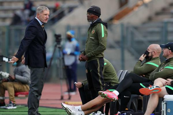 Picture for Is Baxter to blame for Kaizer Chiefs' woes?