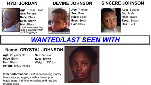 Amber Alert Called Off After 3 Kids Found With Their Mom In Nj News Break