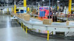 Cover for Amazon looks to hire around 500 people at Baltimore County facility
