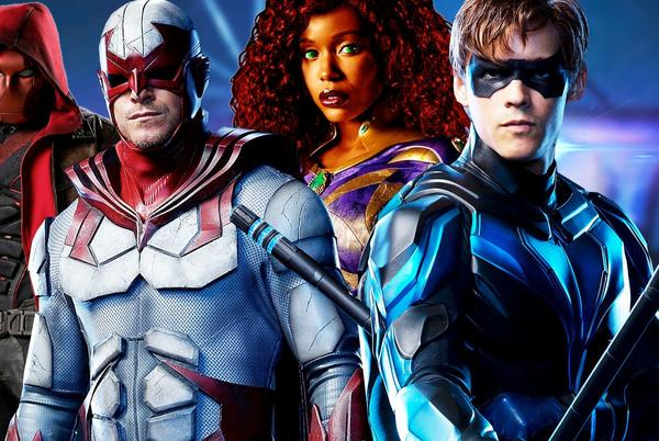 Picture for Titans Star Reacts to DC Show Killing Off His Character