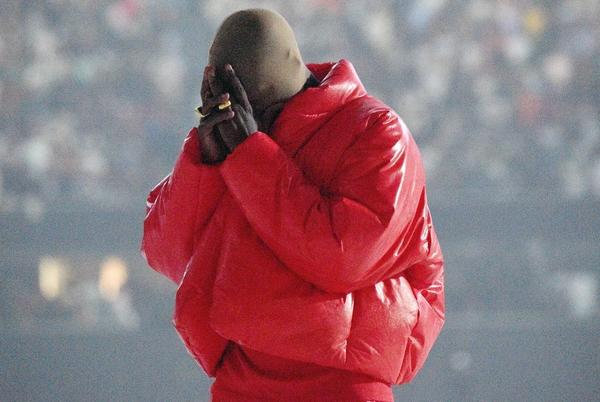 Picture for Kanye West Gets Emotional About 'Losing My Family' During 'Donda' Event