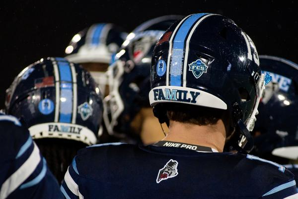 Picture for UMaine football wins its first game of the season