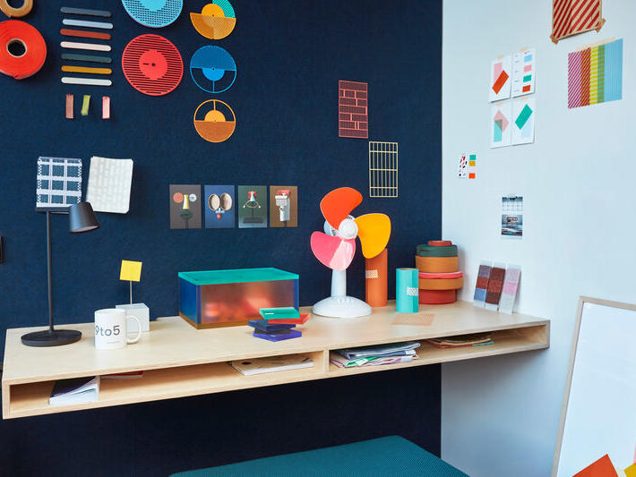 Small Decate Ideas For Small Cubeable Office from img.particlenews.com