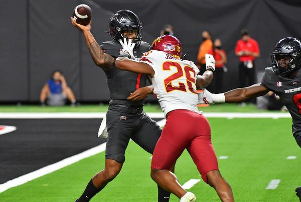 Picture for Brock Purdy sets Iowa State passing record in rout of UNLV