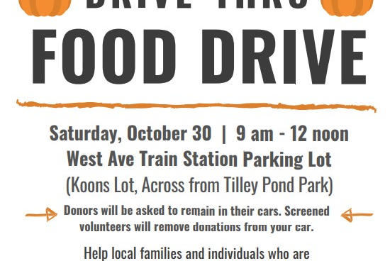 Picture for Darien Food Drive on Sat. Oct. 30th