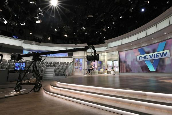 Picture for 2 Hosts Of 'The View' Learn Of Positive COVID Tests During Live Show