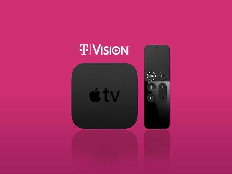 T-Mobile announces TVision live TV service starting at $10/month, Apple TV+ and Apple TV 4K promos | News Break