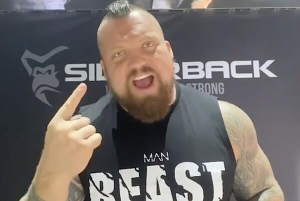 Picture for Strongman Eddie Hall Reacts to the Hafthor Björnsson vs. Devon Larratt Boxing Match