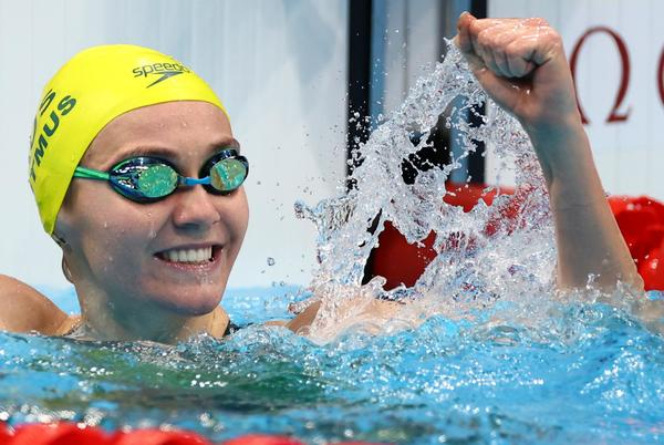 Picture for Ariarne Titmus assumes swimming crown after another Olympic gold for Australia