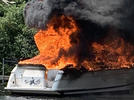 Picture for Two Injured In Wawasee Boat Company Fire