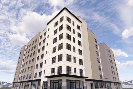 Picture for BCC Construction to Develop 156-Unit Altitude Apartment Building in Salt Lake City