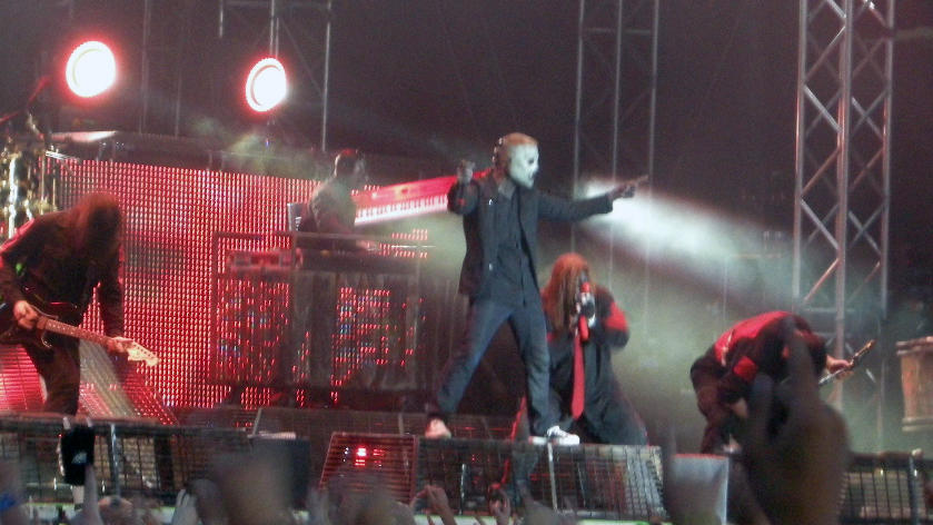 Picture for Get to know about 2021 Inkarceration Fest's headliner, Slipknot