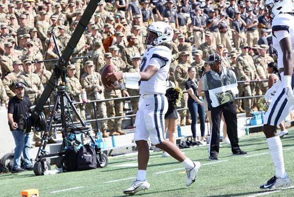Picture for Football Loses at Army, 52-21