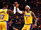 Picture for Kentavious Caldwell-Pope Praises Lakers Teammates For Fighting Through Adversity All Season