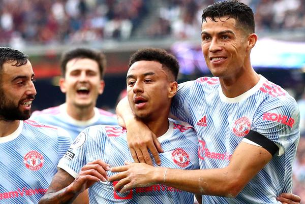 Picture for West Ham vs. Manchester United result: Cristiano Ronaldo scores, Lingard wins it and West Ham misses penalty