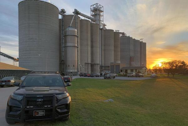 Picture for Fired worker shoots three people, killing two at Nebraska grain elevator