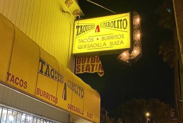 Picture for Free El Farolito! San Francisco's North Beach burrito ban must not stand