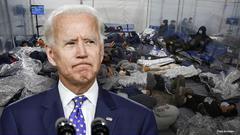 Cover for Migrant childrens' flights prompt Iowa, Tennessee governors to demand answers from Biden administration