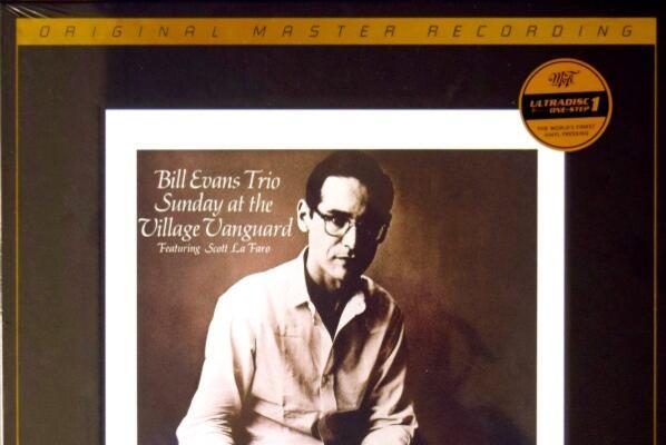 Picture for Bill Evans Trio Featuring Scott La Faro – Sunday At The Village Vanguard (Promo)