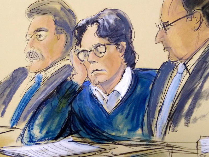 Is convicted cult leader Keith Raniere also a rapist? What
