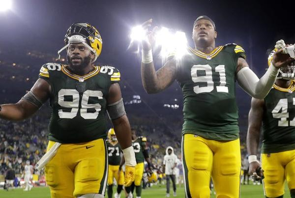Picture for Fennell: Expect personnel changes on Packers d-line