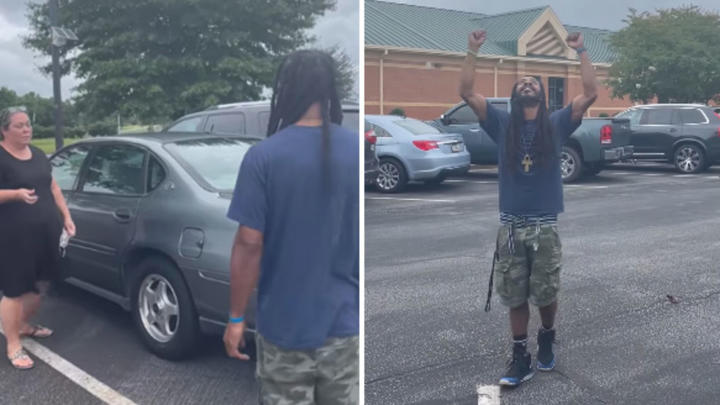 Cover for School Faculty Surprise Custodian With Car So He No Longer Has To Walk To Work
